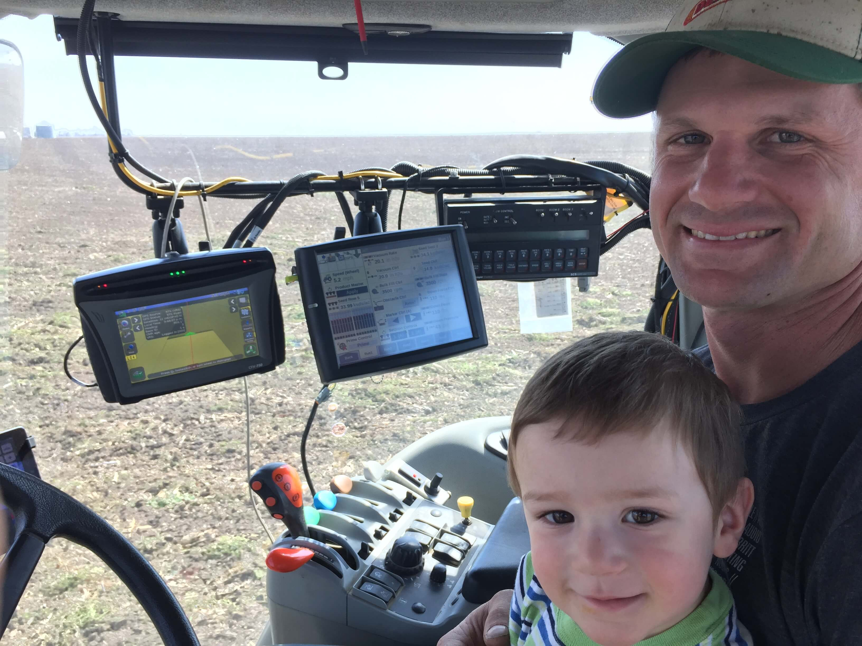 zip tractor seat