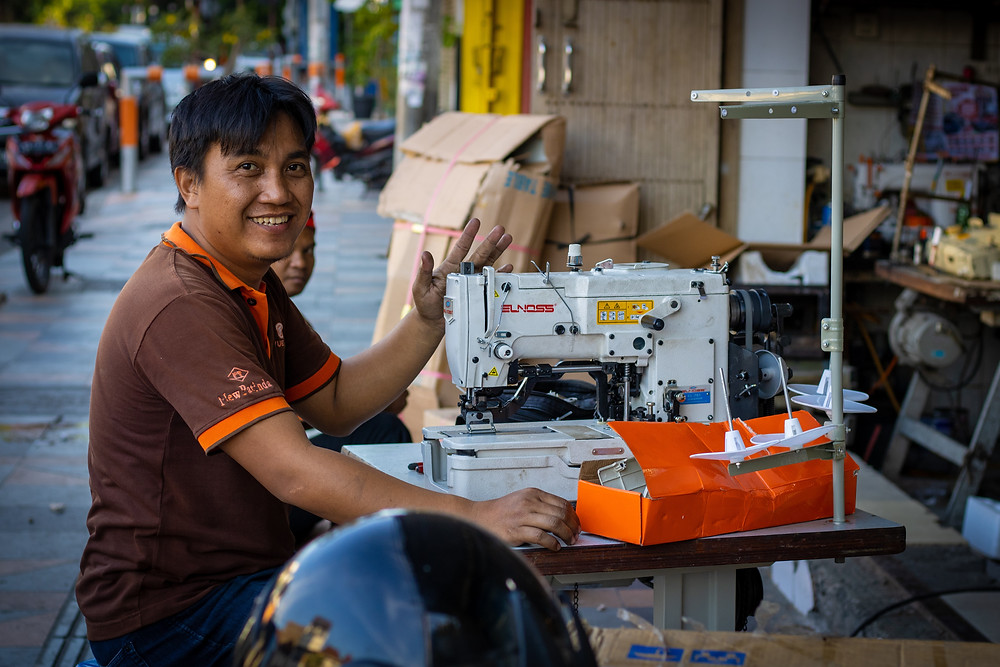 Pebisnis UKM Indonesia yang siap bersaing dengan menggunakan transformasi digital
