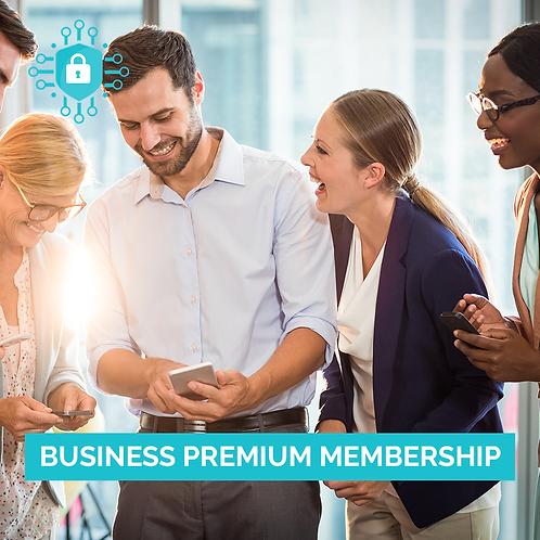 Business Premium Membership