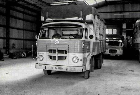 camion-de-transportes-ramon-paqueteria-transalcaniz-transalcañiz-slu