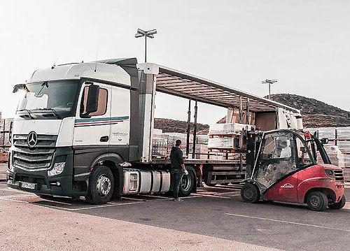 Transalcañiz SLU Transporte nacional de mercancias en Alcañiz, Teruel