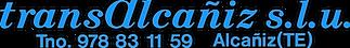 logo-logotipo-transalcaniz-transalcañiz-SLU