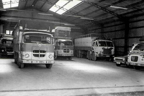 camiones-de-transportes-ramon-paqueteria-transalcaniz-transalcañiz-slu