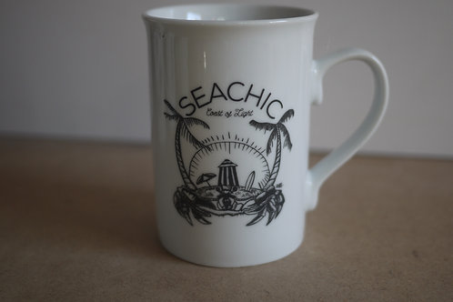 Mug anglais crabe