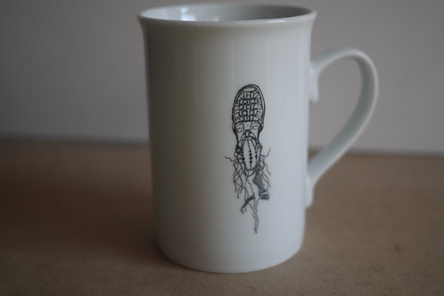 Mug anglais Méduse
