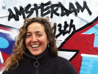 Nederlander in Beeld: Amber (27) uit Amsterdam