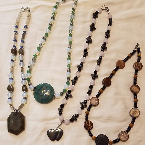 EMF blocking Necklaces (see prices and order info below)