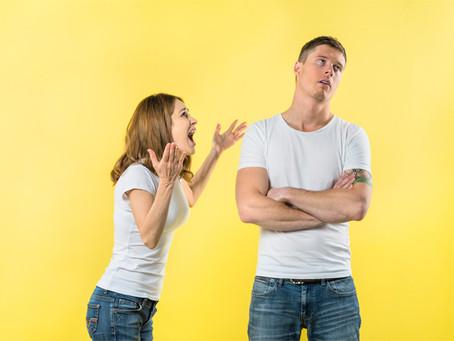 Sådan vinder du diskussionen i dit parforhold!