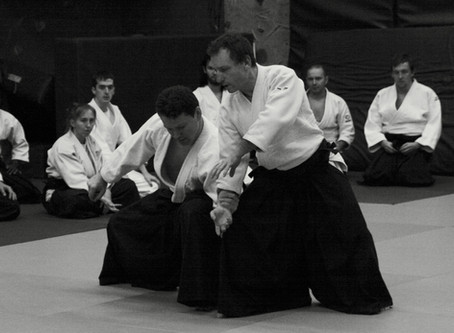 Instructors vs Students - how Uke is meant to behave?
