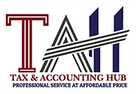 TAX & ACCOUNTING HUB (Logo)