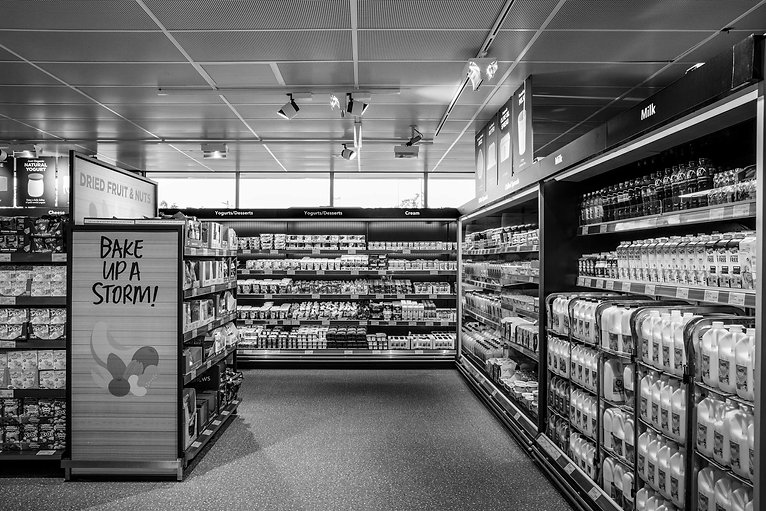 Ausmart retail fitouts - lowering the cost of retail store set up.