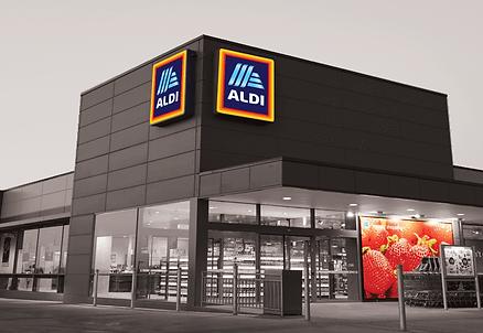 Shopfitting Aldi -Ausmart