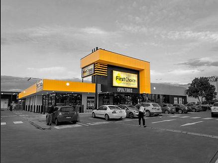 Shopfitting First choice liquor market -Ausmart