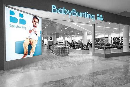 Shopfitting Baby Bunting -Ausmart