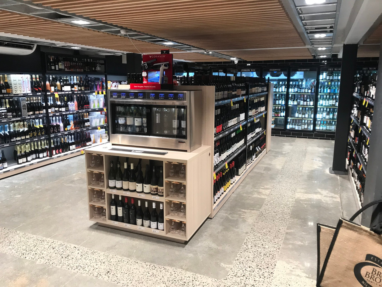 Liquor store fitouts I Ausmart