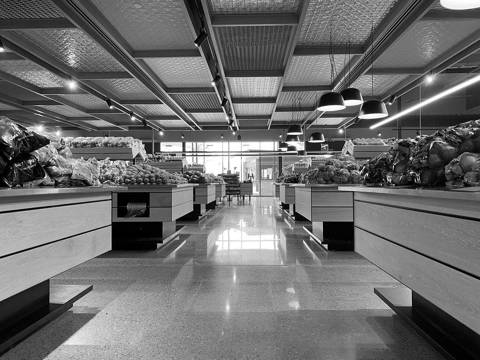 Produce displays Ausmart