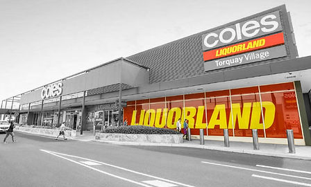 Shopfitting Liquorland -Ausmart