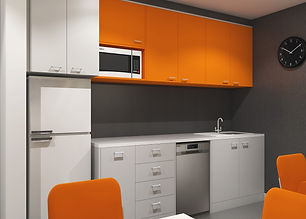 Commercial joinery - Ausmart