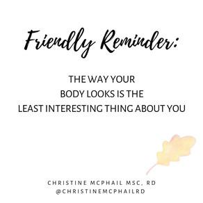 Friendly Reminder...