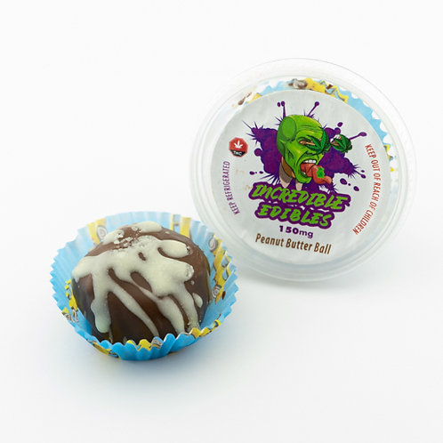 Incredible Edibles Peanut Butter Ball 150mg