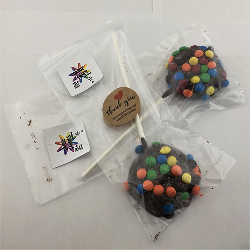 Dandy Candy - M&M Cookie Pop - 150mg