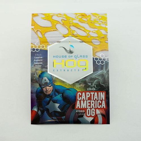 House of Glass Shatter - Captain America OG