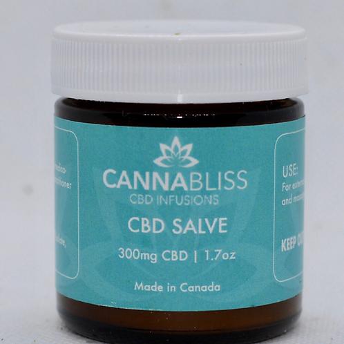 CannaBliss CBD Salve - 600mg