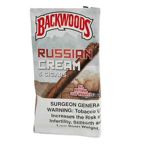 BACKWOODS -BLUNT WRAP (Russian Cream)