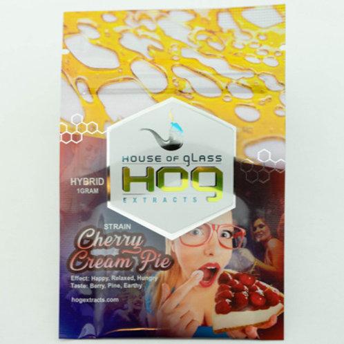 House of Glass Shatter - Cherry Cream Pie