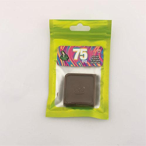 Willy Wonka Chocolate Bite 75mg