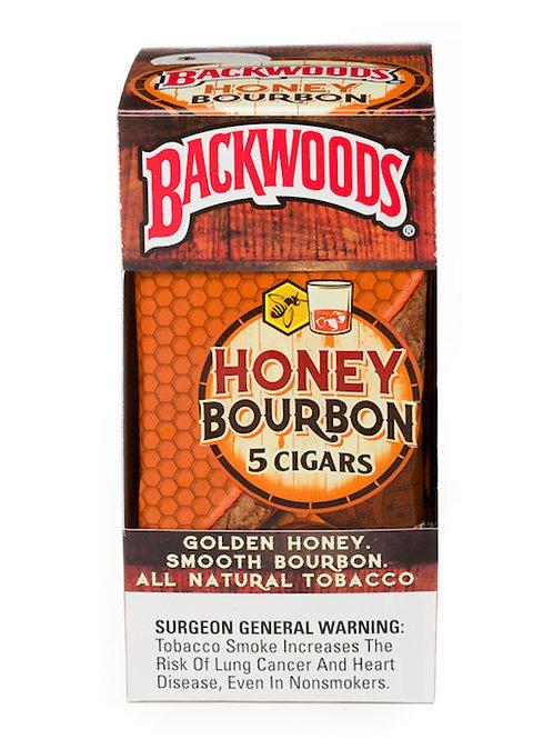 BACKWOODS -BLUNT WRAP (Honey Bourbon)
