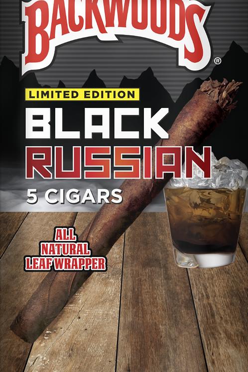 BACKWOODS -BLUNT WRAP (Black Russian)