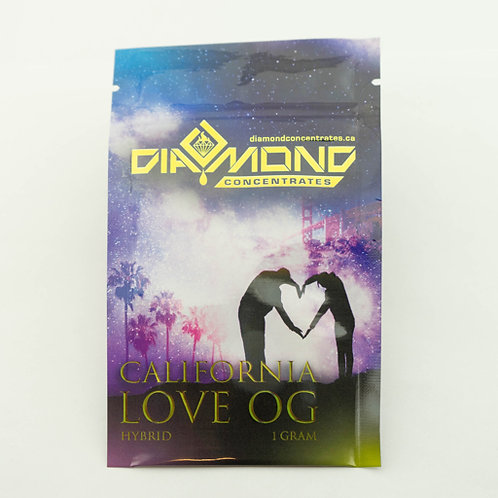 Diamond Concentrates - California Love OG