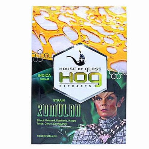 House Of Glass Shatter - Romulan