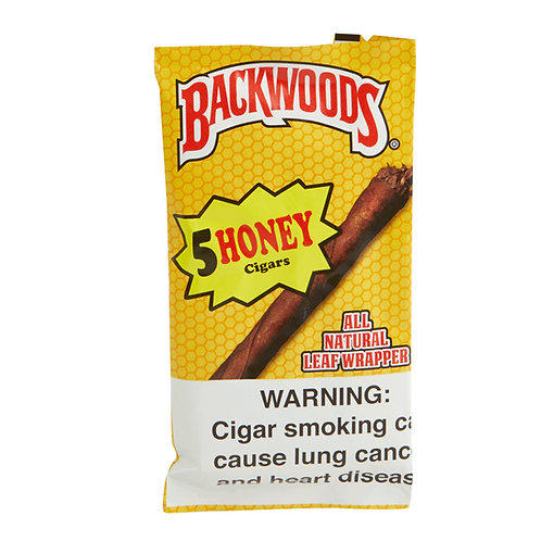 BACKWOODS -BLUNT WRAP (Honey)