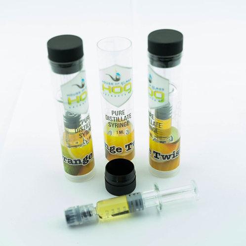 House of Glass Distillate - Orange Twist (1g/$30 or 2g/$50)