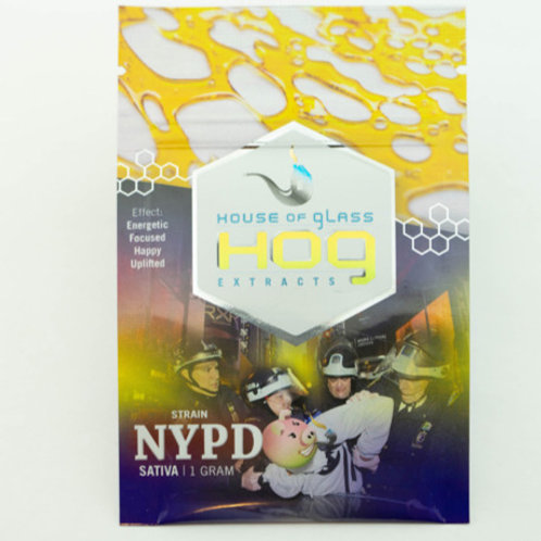 House of Glass Shatter - NYPD