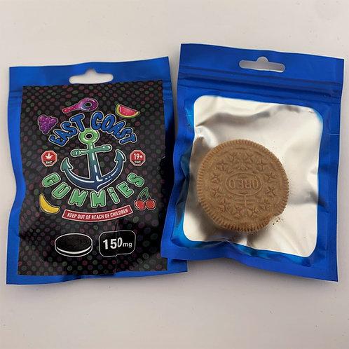 East Coast Cookie - Peanut Butter & Chocolate - Golden Oreo - 150mg