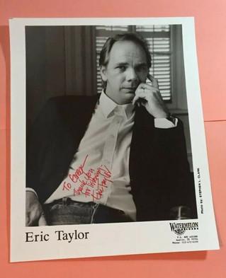 RIP: Eric Taylor, A Folksinger's Folksinger