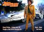 john train flyer - nudie with car Jan 12