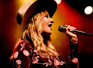 REVIEW: Being There: Margo Price at World Cafe Live (link to Phawker)