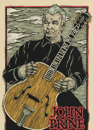 """""""GOD SAVE JOHN PRINE: Please Lord, We Don't Ask For Much (In Fact We've Never Asked For Anything)"""""""