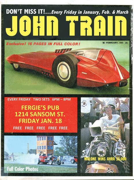 John Train - Fergies - 1-18-19