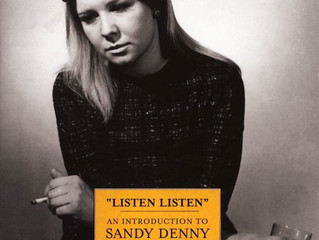WIRE FROM THE BUNKER: Meet Sandy Denny