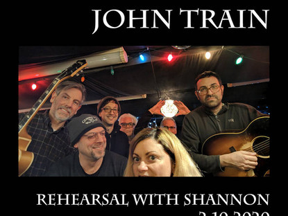 Labelled with Love:  Shannon McGill sings John Train