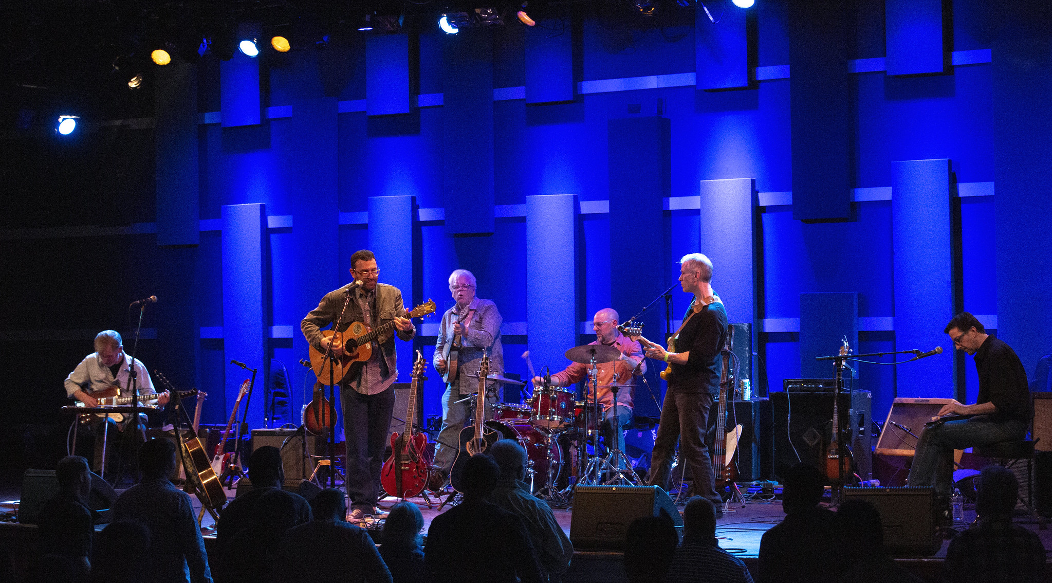 John Train at World Cafe Live, 3_29_2019