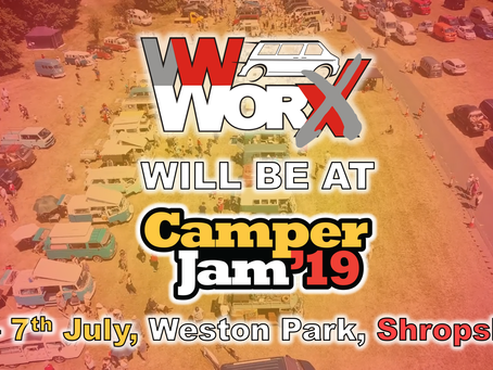 We're Going to Camper Jam 2019!