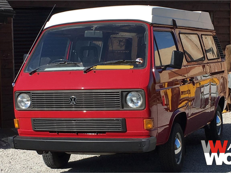 VW T25 Full Refurbishment