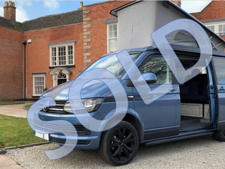 New VW Worx Newquay Demonstrator Camper For Sale