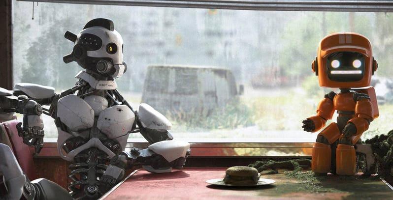 A Netflix renovou Love, Death & Robots para uma segunda temporada. (Imagem: Netflix / Reprodução)